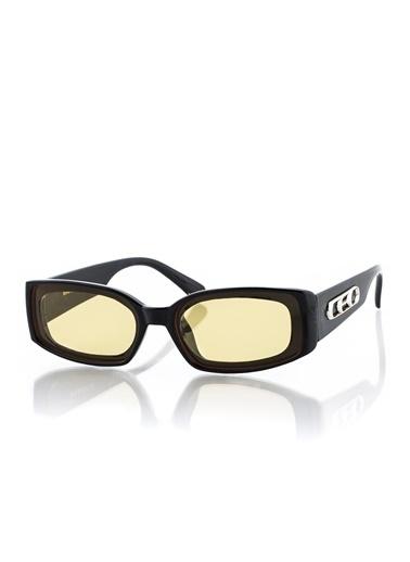 Silvio Monetti Gözlük Sarı